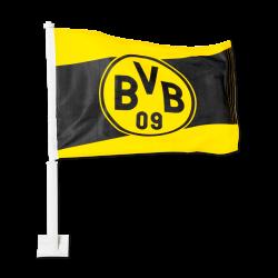 BVB-Autofahne