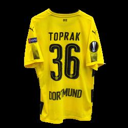 Matchvorbereitet Heim Toprak, UEL