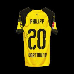 Matchworn Heimtrikot, Philipp