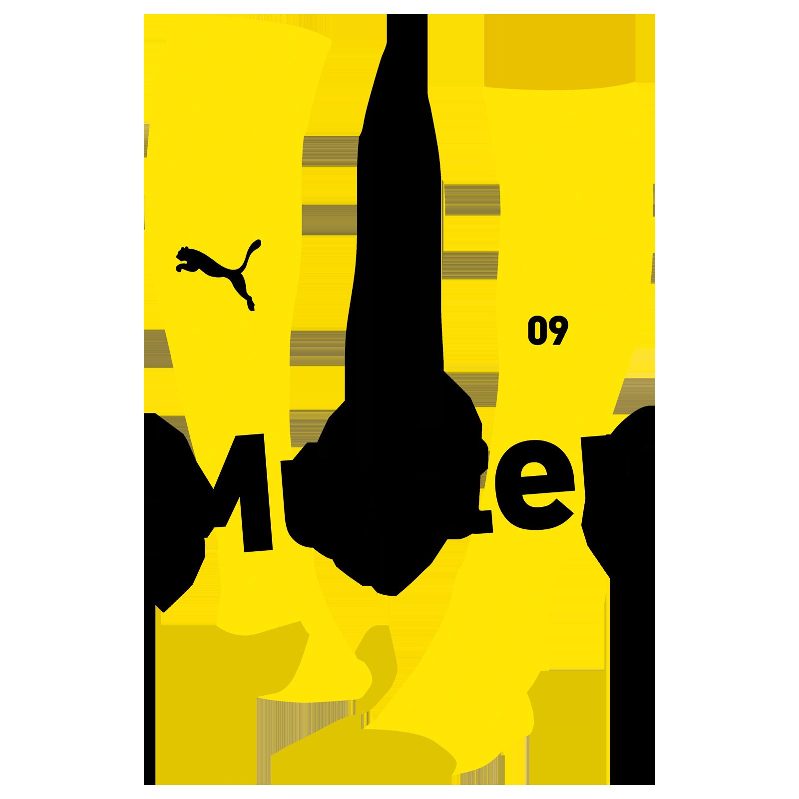 19 Stutzen gelb