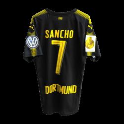 Matchvorbereitet Away-Trikot Sancho, DFB Pokal
