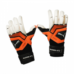 Torwart-Handschuhe Marwin Hitz, signiert, getragen
