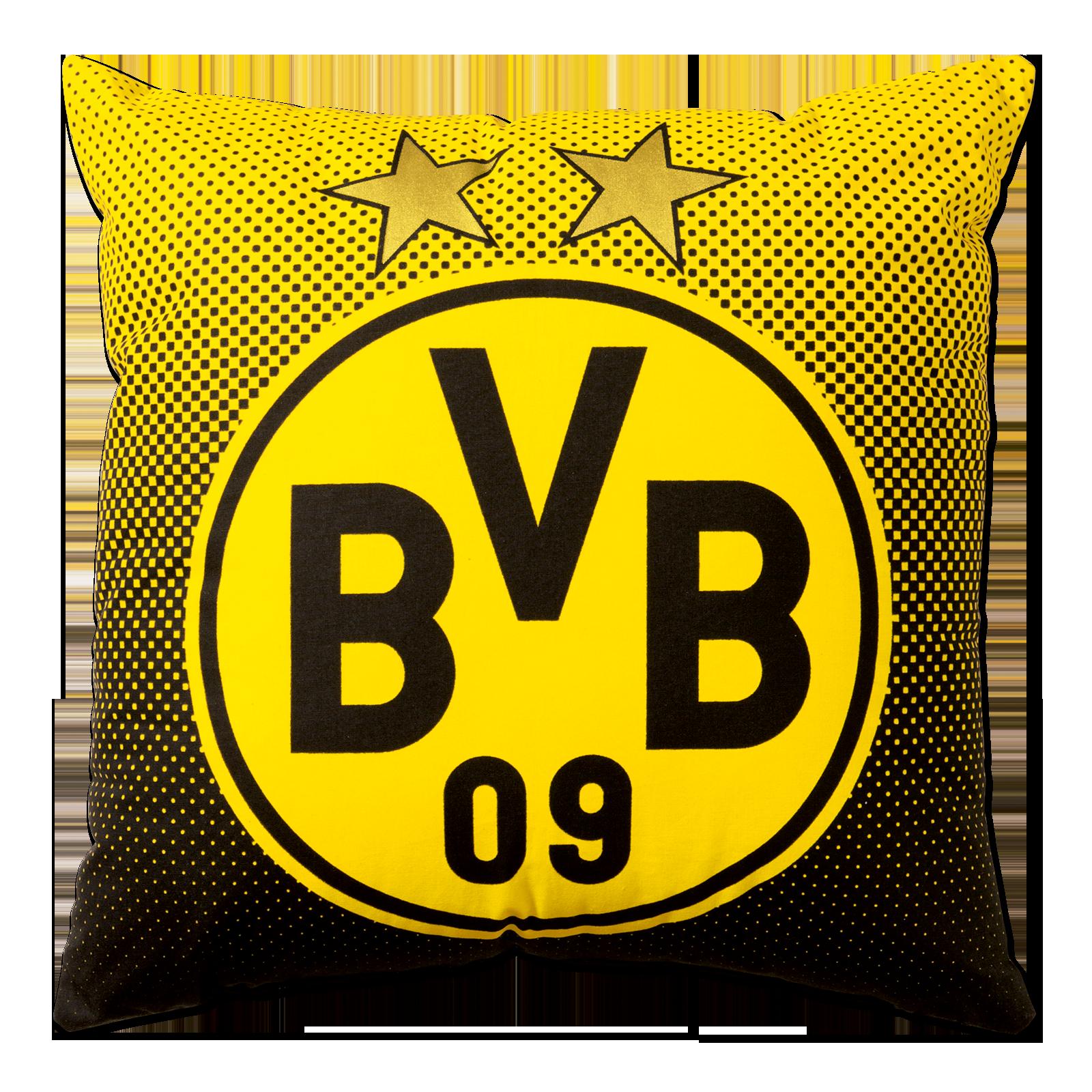 BVBKissen mit Logo  Schlafzimmer  Zu Hause