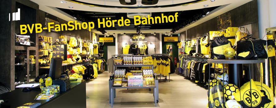 BVB-FanShop-Hoerde
