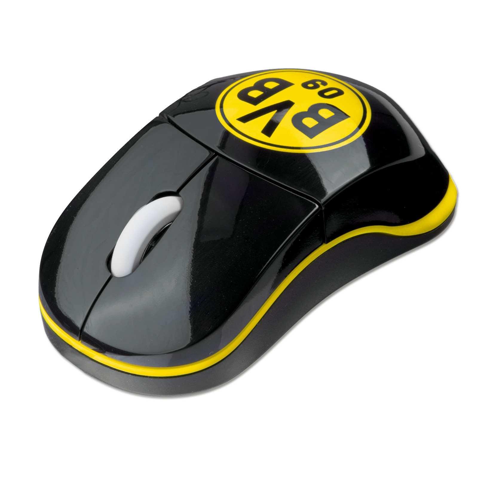 Borussia Dortmund NEU BVB-Mousepad rund