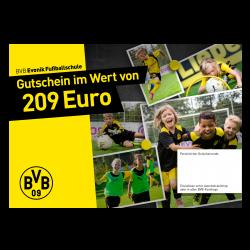 Gutschein Fußballschule Ferienkurs