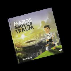 """Buch """"Marios großer Traum´´, signiert"""