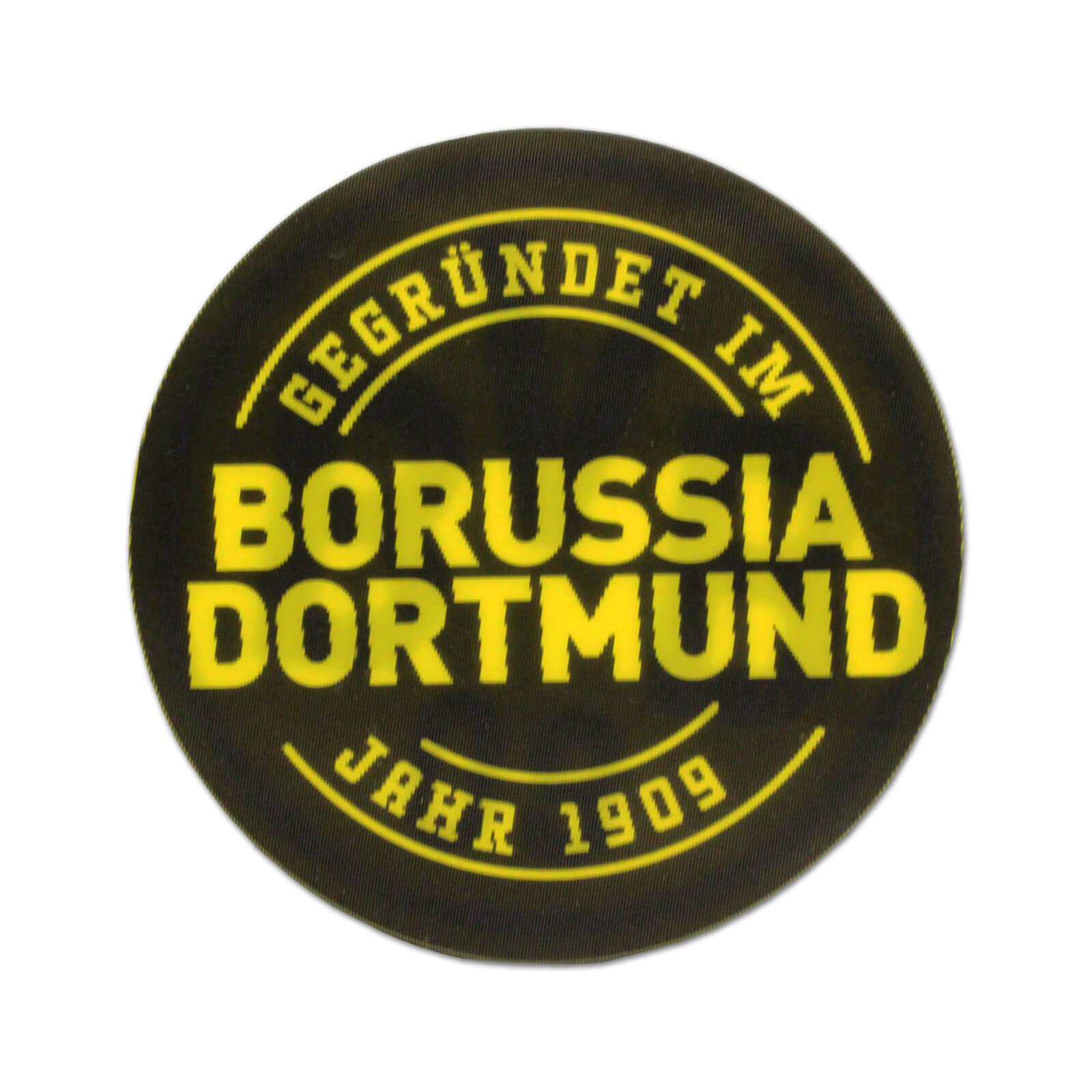 Borussia Dortmund BVB-Aufkleber Wappen