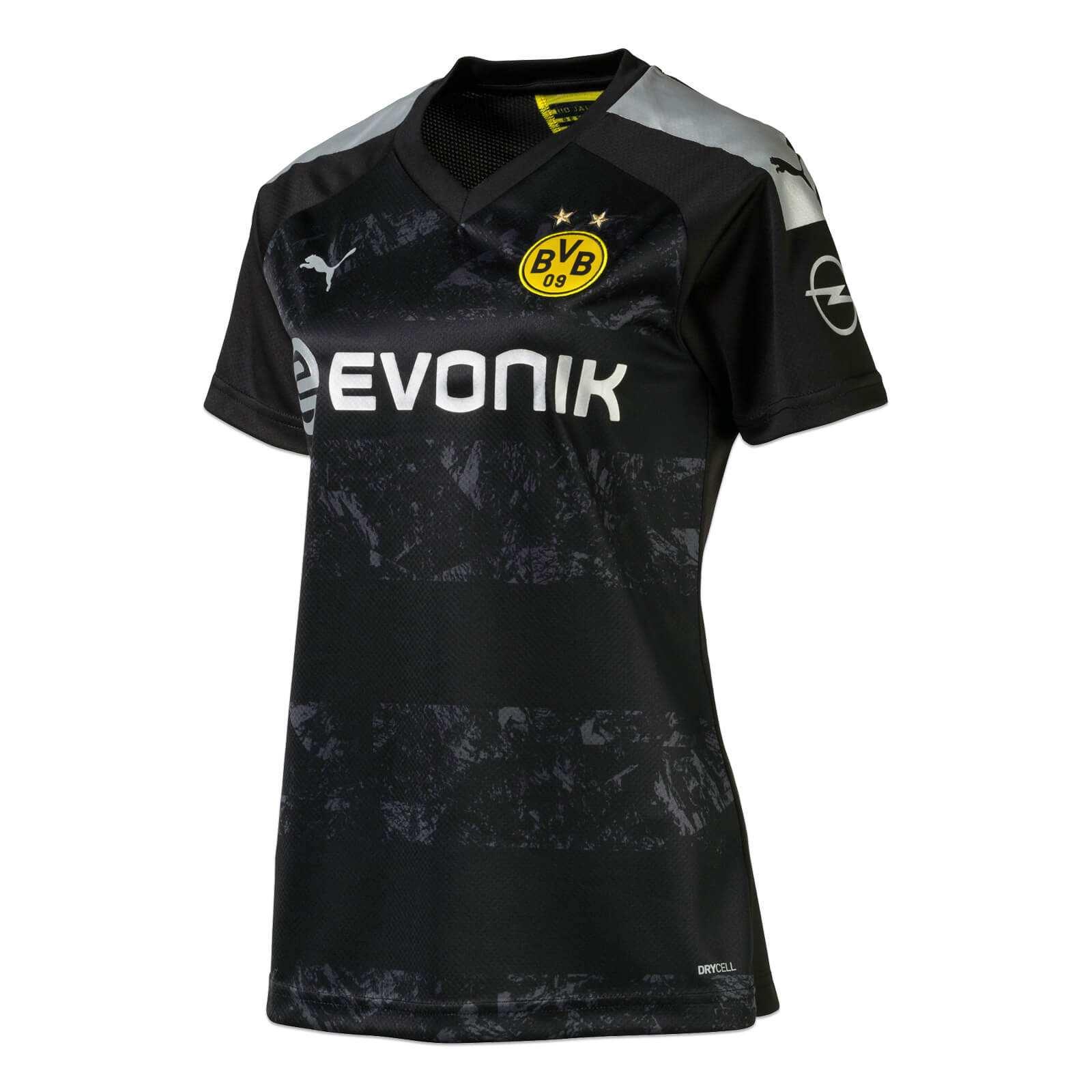 BVB Auswärtstrikot 1920 für Frauen   Trikots & Shirts