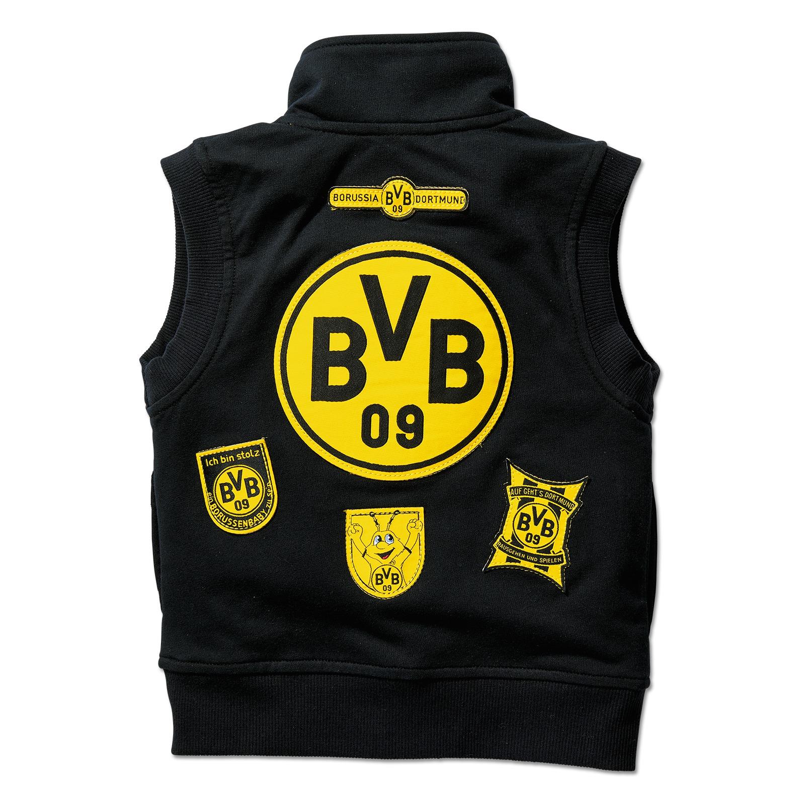 8c67664105 BVB-Kutte für Kleinkinder | Baby | Kinder | Offizieller BVB-Online FanShop