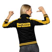 Borussia Dortmund BVB Tracktop Trainingsjacke Retrospektiv