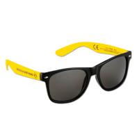 Borussia Dortmund BVB-Set Fischerhut und Sonnenbrille gelb