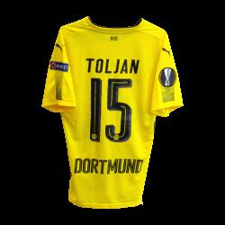 Matchvorbereitet Heim, Toljan, UEL