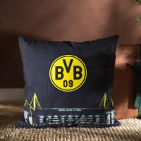 Borussia Dortmund 40x40cm BVB-Kissen mit Skyline
