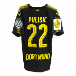 Matchvorbereitet Away, Pulisic, Pokal