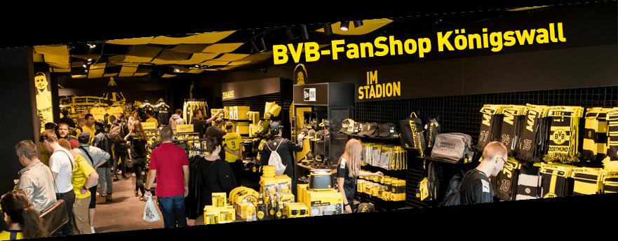 BVB-FanShop-Koenigswall