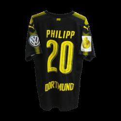 Matchvorbereitet Auswärts, Philipp, DFB Pokal