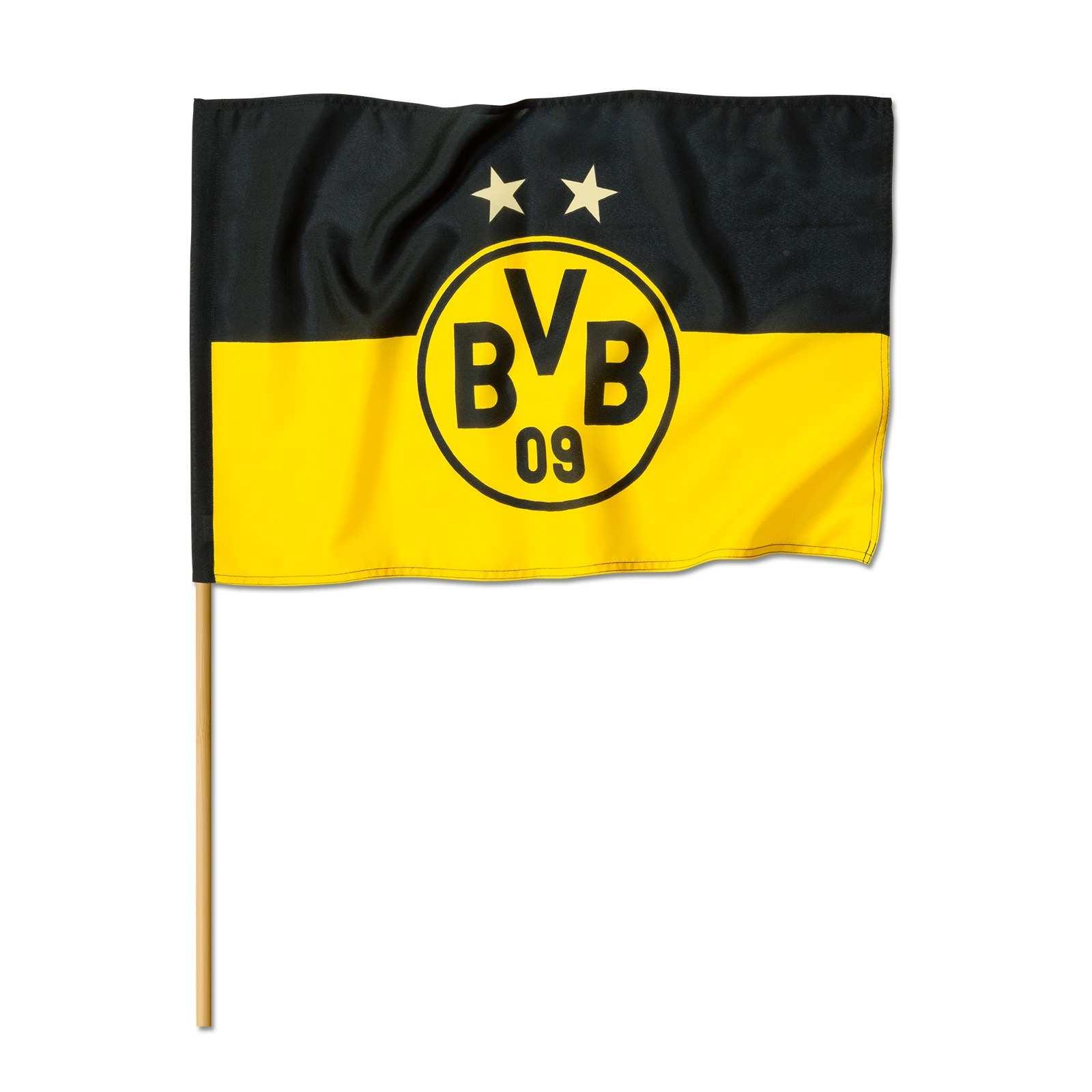 BVB Schal mit zwei Sternen