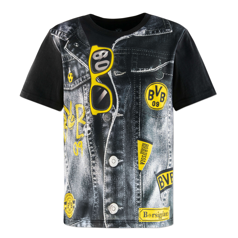 bvb kutten t shirt shirts kinder offizieller bvb online fanshop. Black Bedroom Furniture Sets. Home Design Ideas
