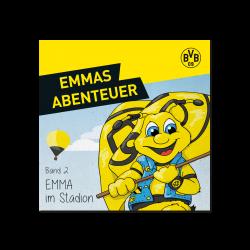 BVB-EMMA Kinderbuch: Emmas Abenteuer - Stadion