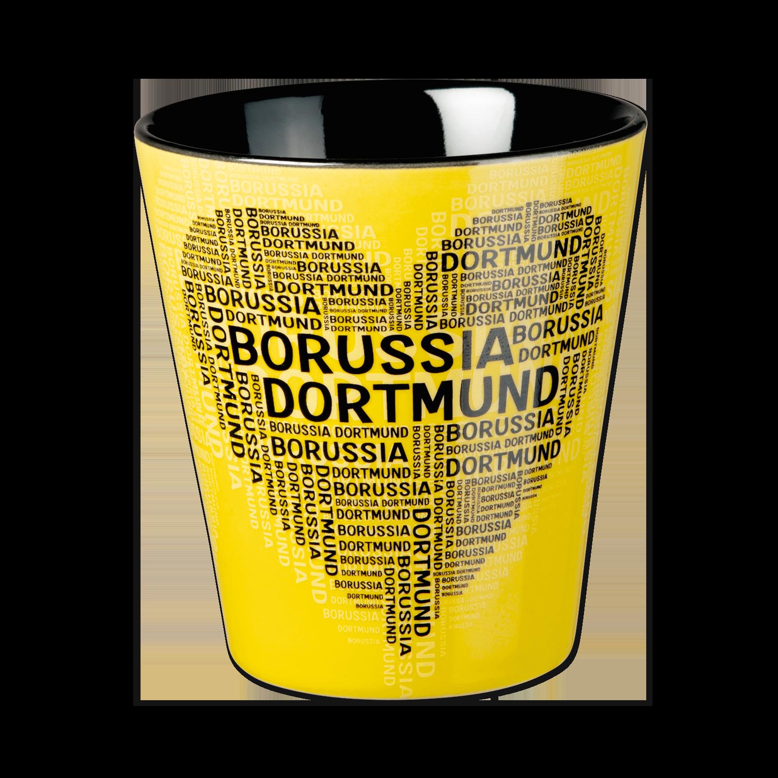 Borussia Dortmund-Tasse Mit Herz