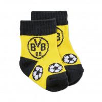 Gelb Borussia Dortmund Bvb-kleinkindersocken 5er-pack