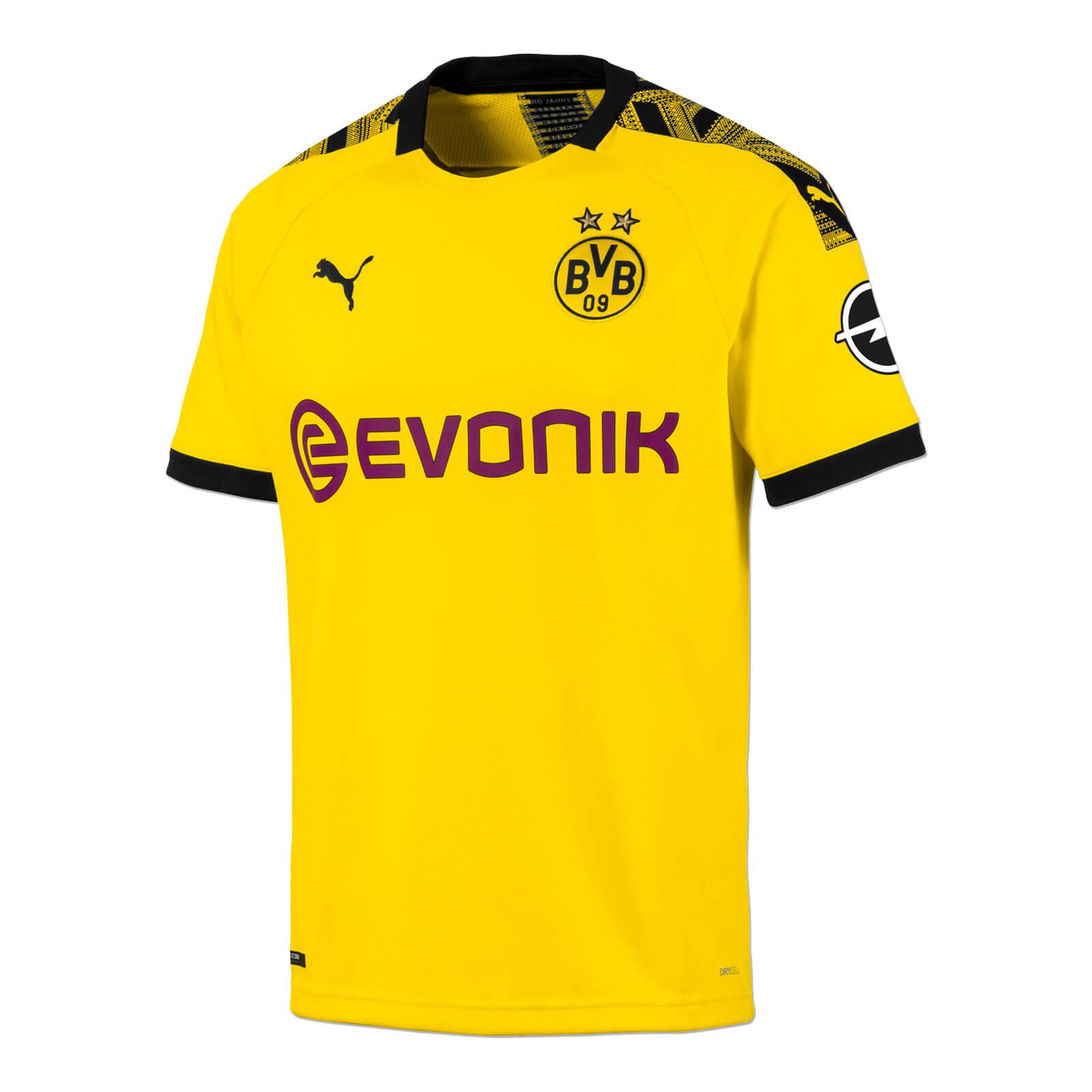 BVB-Kapuzensweatjacke 19//20 Schwarz Borussia Dortmund ORIGINAL