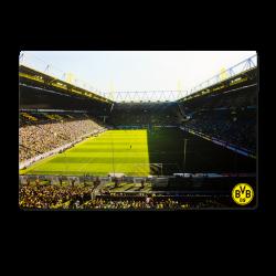BVB-Glasbild (60x40 cm)
